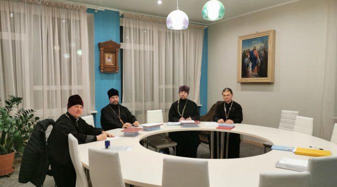 Собрание духовенства Резекненского благочиния