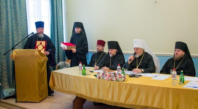 Собрание духовенства Латвийской Православной Церкви