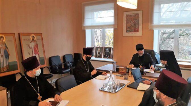 Епархиальный Совет в Даугавпилсе