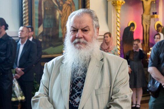 Соболезнование о кончине наставника Алексия Жилко