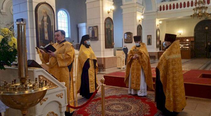 В храмах Даугавпилсско-Резекненской епархии совершены благодарственные молебны в день интронизации Святейшего Патриарха Кирилла