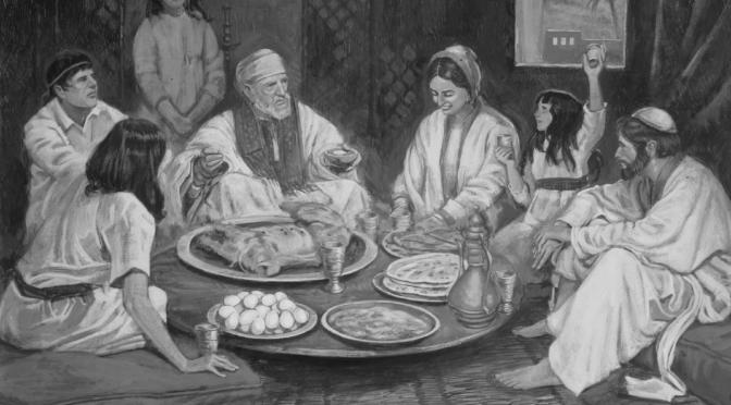 Традиции и образы Ветхозаветной Пасхи