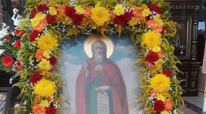 Чтимая икона Илии Пророка посетит Борисоглебский собор