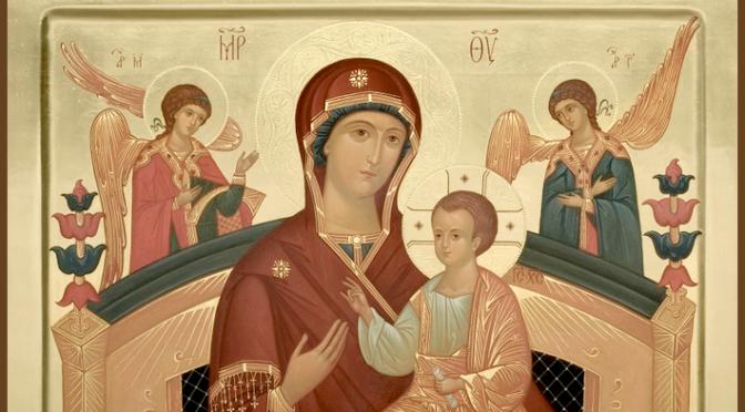 31 августа состоятся молебны о здравии и спасении больных онкологией пред иконой «Всецарица»