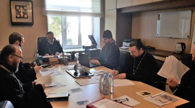 Осенняя сессия Епархиального Совета в Даугавпилсе