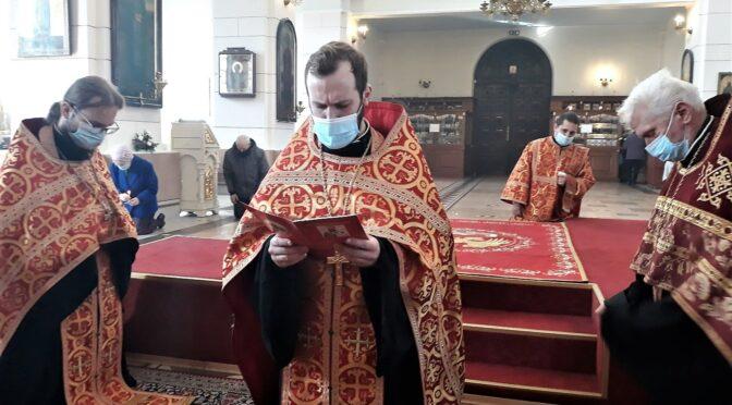 Общеградский молебен священномученику Иоанну в Даугавпилсе