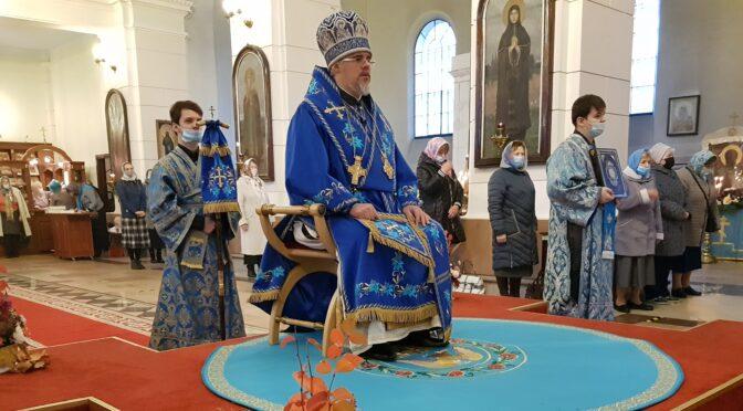 Покров Пресвятой Богородицы в Даугавпилсе